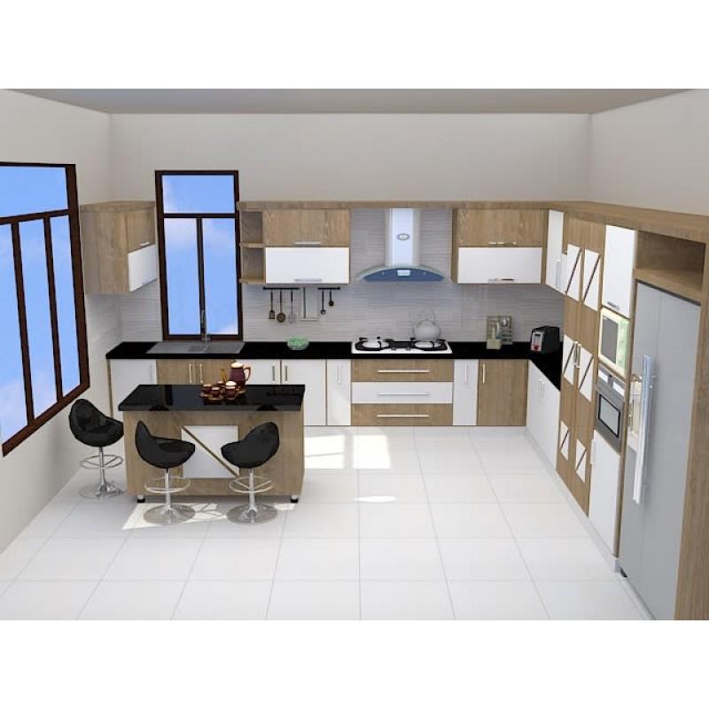 Exemplo, Cozinha R6